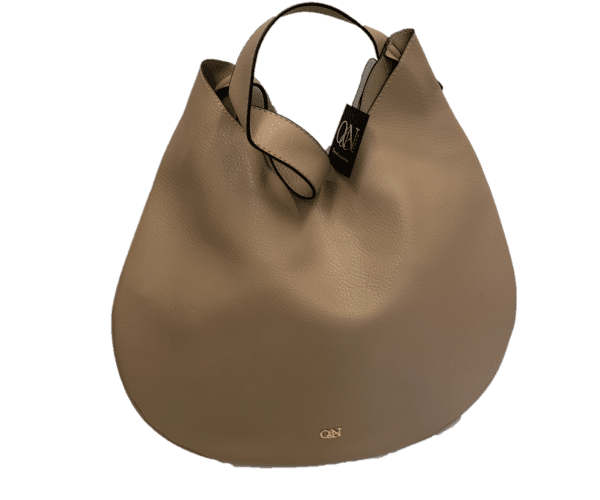 Borsa Sacca Beige Old & New - La Soffitta